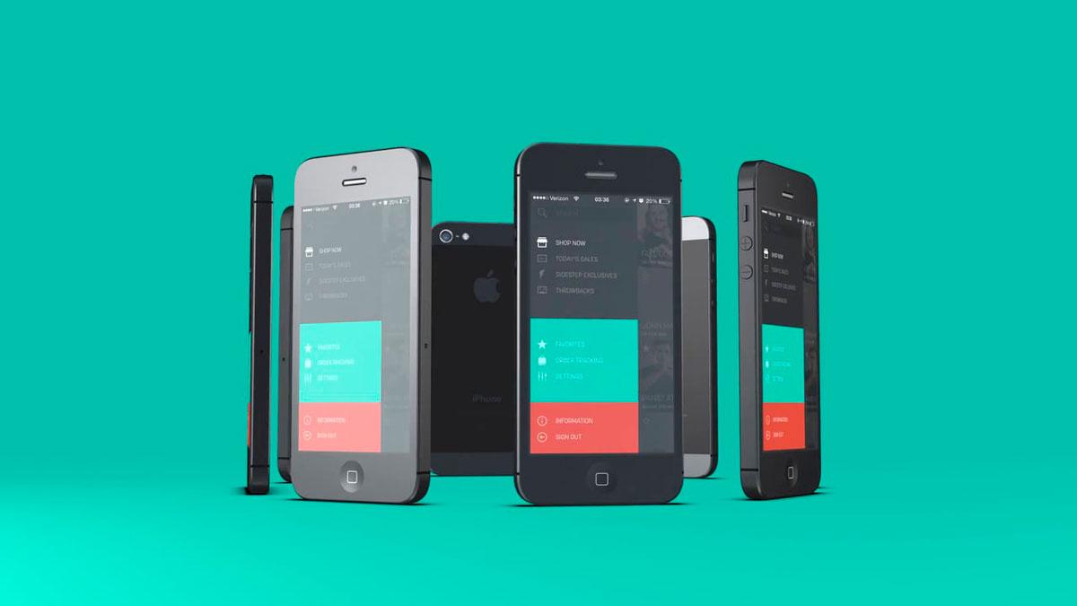 Дизайн мобильных приложений должен быть не только привлекательным, но и удобным в использовании