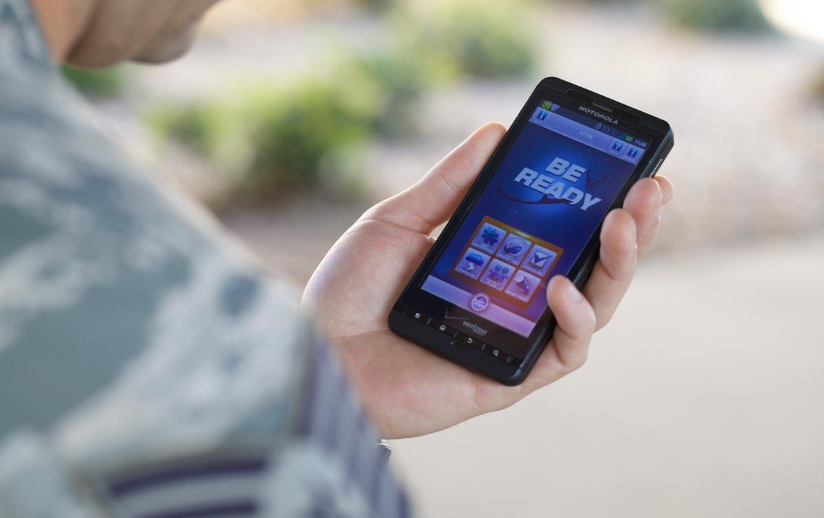 Хорошая верстка мобильного приложения включает крупные кнопки