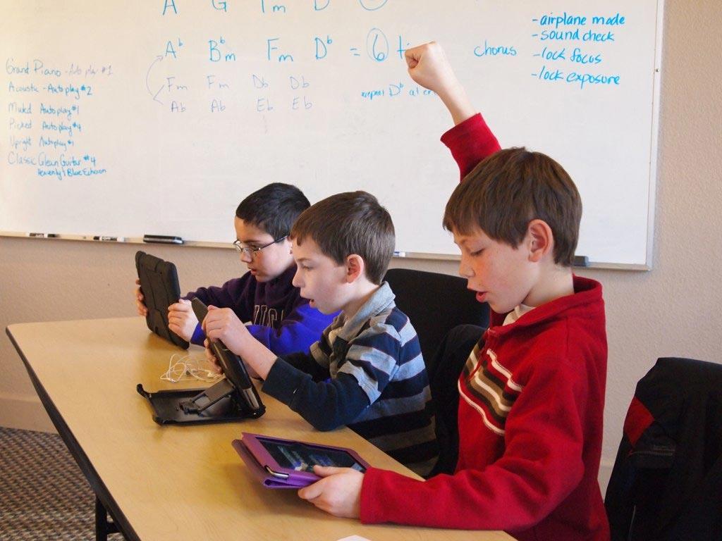 Мобильные приложения в обучающих целях