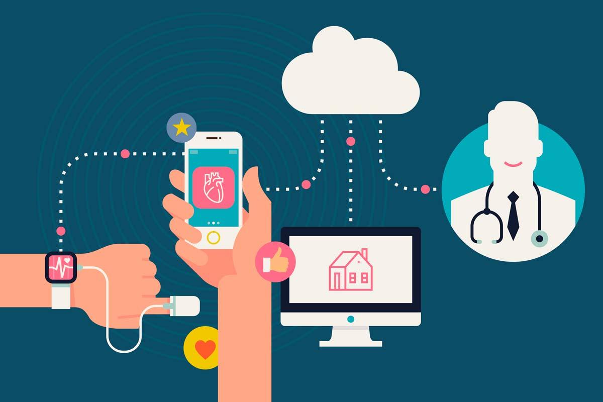 Приложения для смартфонов и других устройств точно фиксируют нужные показатели