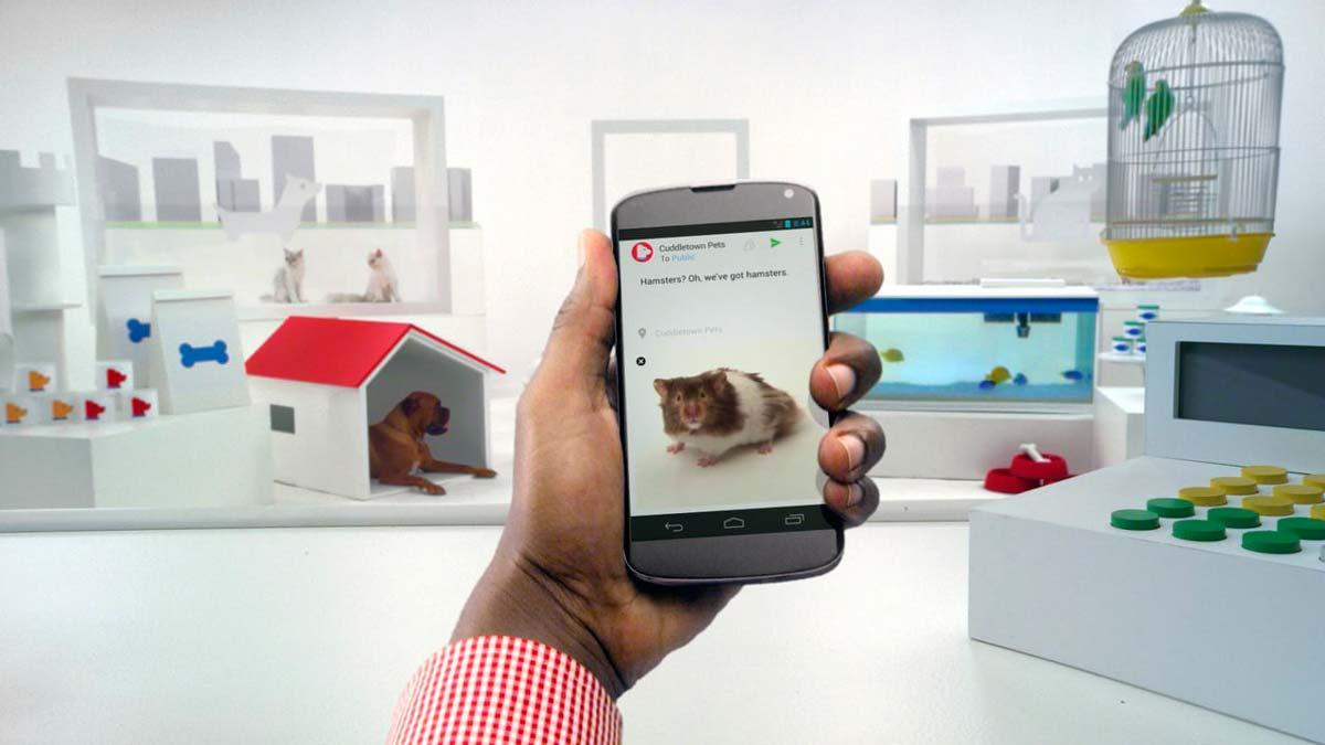 Мобильные приложения для ухода за животными