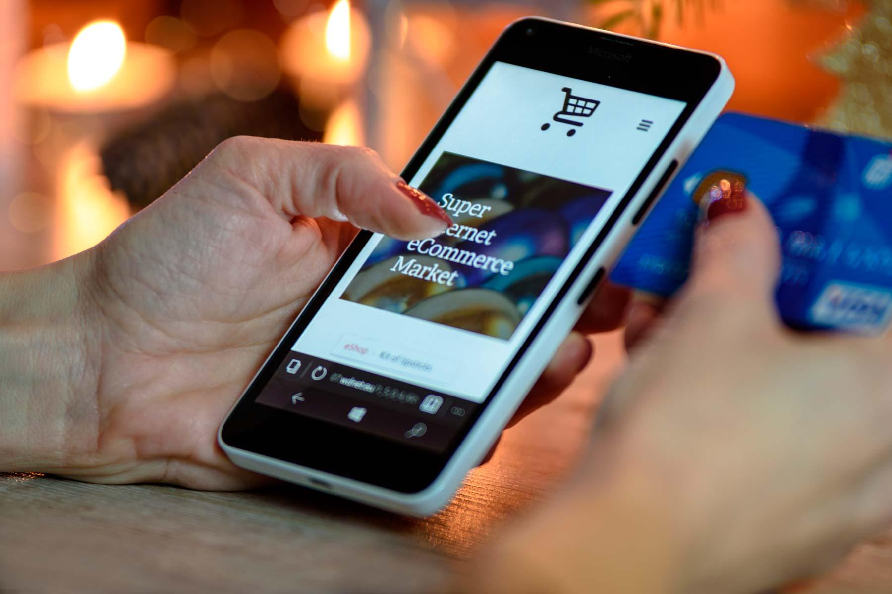 Разработка сайтов и мобильных приложений для интернет магазинов