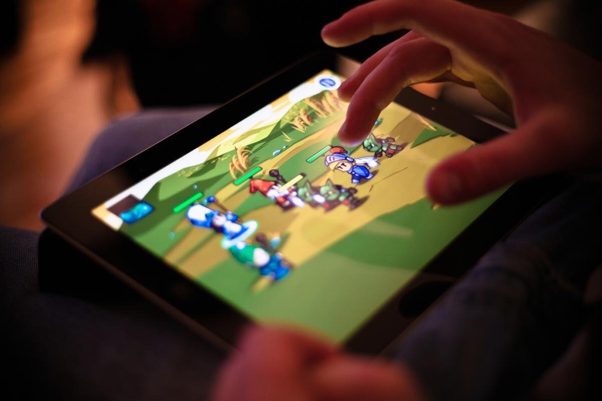 Разработка приложений для мобильных устройств и игры в рисованном стиле