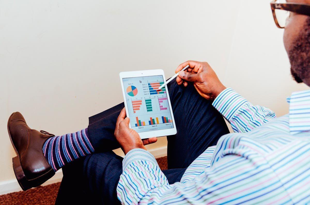 Мобильное приложение для бизнес-аналитики
