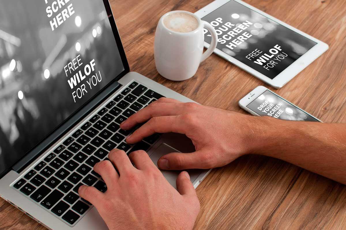 Разработка мобильных сайтов связана с основной версией веб-ресурса
