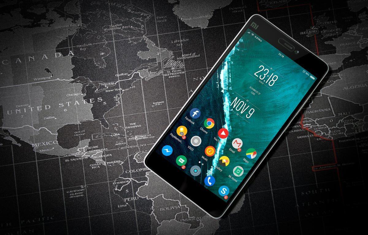 Мобильные приложения навигаторы