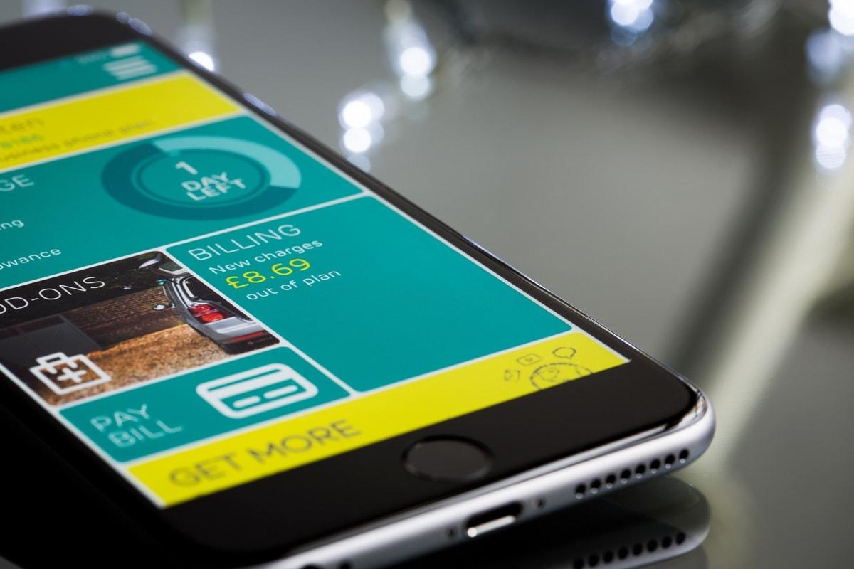 Верстка мобильных приложений и плиточный дизайн