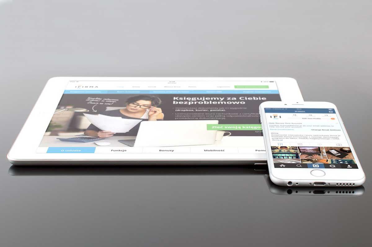 Разработка мобильной версии сайта для разных устройств