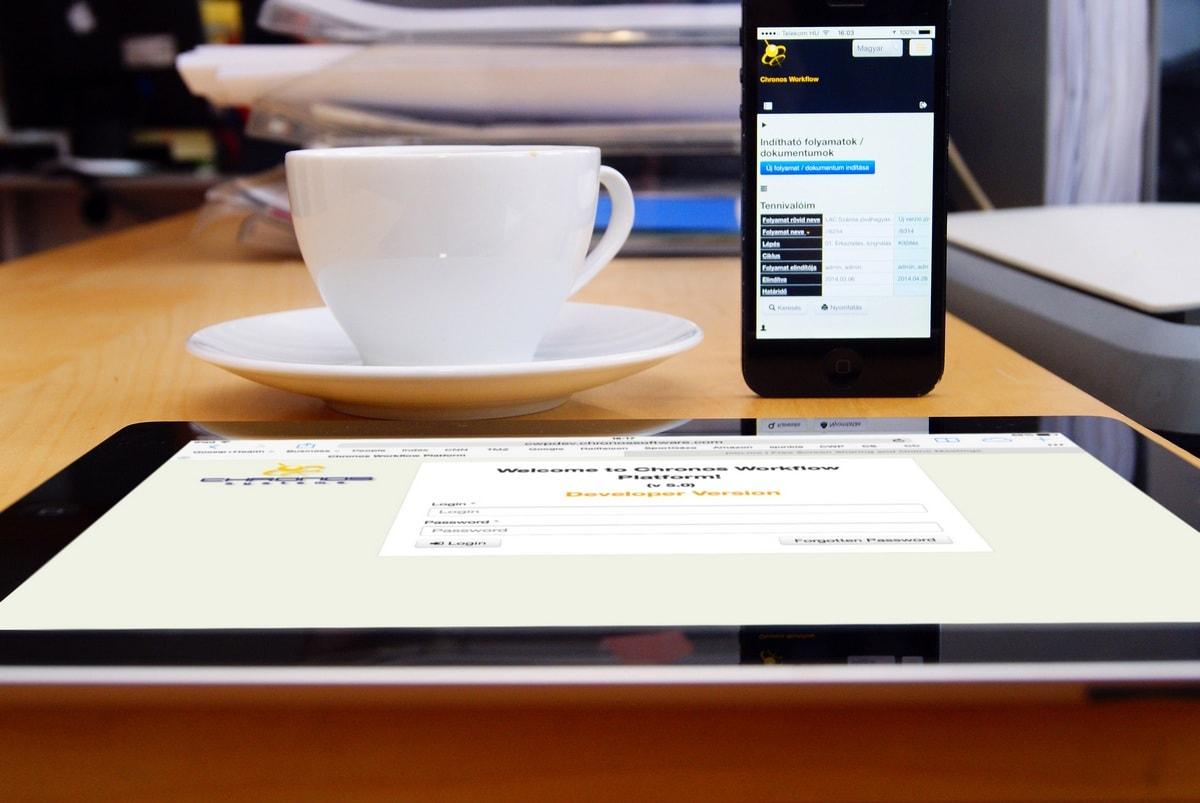 разработка и создание мобильных приложений для офиса